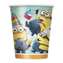 Minions Despicable me party cups