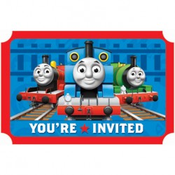 Thomas & Friends Invitations