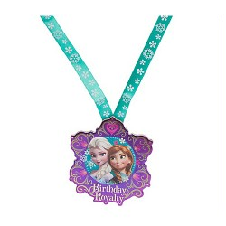 Disney Frozen Party Guest of Honour Medal