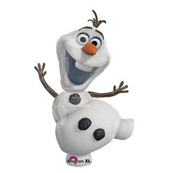 Disney Frozen Party Jumbo Olaf Foil Balloon