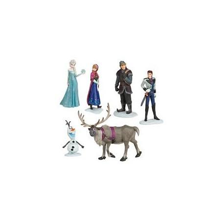 Party Themes > Disney Frozen > Disney Frozen Party Figurine Set