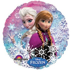 Disney Frozen Party Holographic Foil Balloon