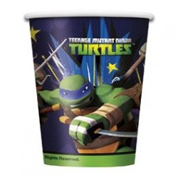 TMNT - Paper Cups