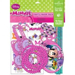 Minnie Mouse 48 piece favour packs