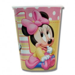 Minnie 1st Birthday cups