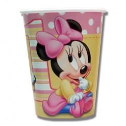 Minnie 1st Birthday cups