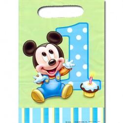Mickeys 1st Loot Bags