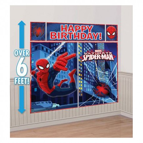 Spider-man Scene Setter