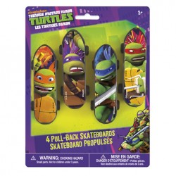 TMNT - Skateboard Favour Pack