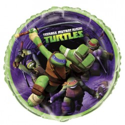 "TMNT - Foil Balloon 18"" Purple"