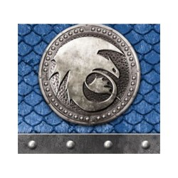 """How to Train Your Dragon - Napkins 10"""""""