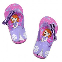 Sofia the First Flip Flops