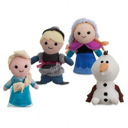 Disney Frozen Party Finger Puppet Set