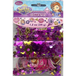 Sofia the First Confetti Pack