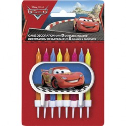 Disney Cars Cake Decorations