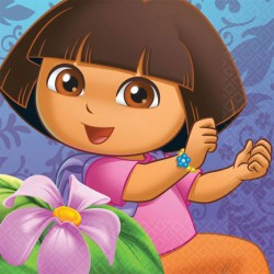 Dora the Explorer Beverage Napkin