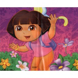 Dora the Explorer Tablecover