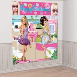 Barbie Giant Scene Setter