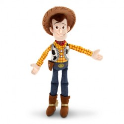 Toy Story - Woody Plush Mini Bean Bag 12""