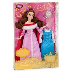 Belle Singing Doll and costume set