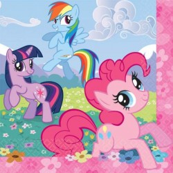 My Little Pony Napkins 13""