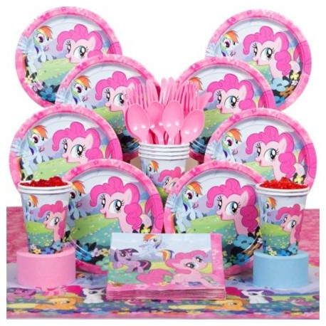 My Little Pony Deluxe Kit Serves 8 Partyland New Zealands