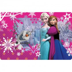 Disney Frozen Party Souvenir Plastic Placemat