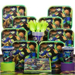 TMNT Ninja Turtles Deluxe Kit (Serves 8)