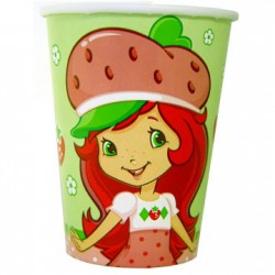 Strawberry Shortcake Party Cups