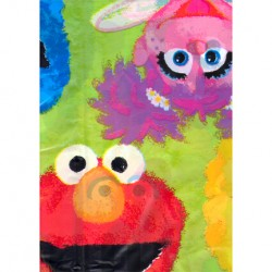 Sesame Street 1st Birthday Table Cover