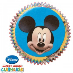 Mickey Mouse Cupcake Cases