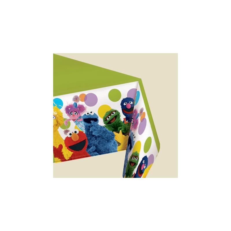 Sesame Street Table Cover