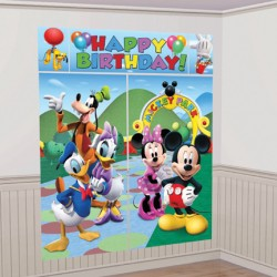 Mickey Mouse Decorating Kit - Scene Setter