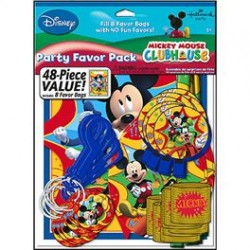 Mickey Mouse Favour Pack