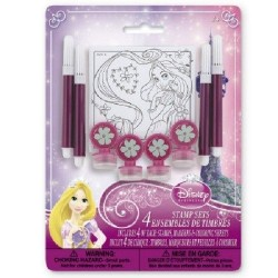 Tangled Rapunzel Stamp Sets