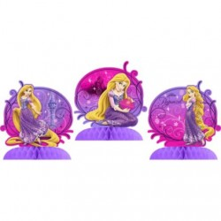 Tangled Rapunzel 3 Mini-Centerpieces