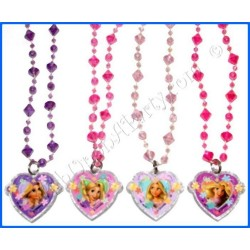 Tangled Rapunzel Bead Necklaces