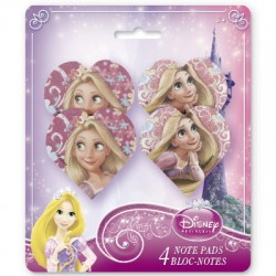 Tangled Rapunzel Note Pads