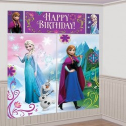 Disney Frozen Party Wall Scene Setter