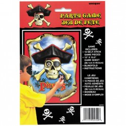 Pirate Bounty Party Game