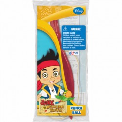 Jake and the Never Land Pirates Punch Ball Balloon