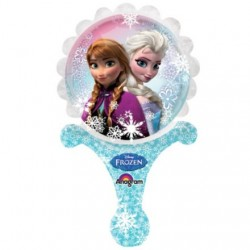 "Disney Frozen Party 8.5"" Inflate-A-Fun Balloon (Each)"