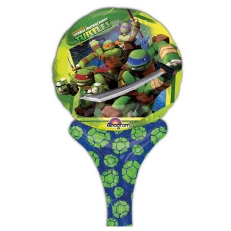 """TMNT - 12"""" Inflate-A-Fun Balloon (Each)"""