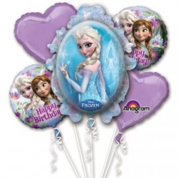 Disney Frozen Party Balloon Bouquet (Each)
