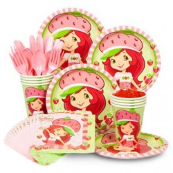 Strawberry Shortcake Standard Kit Serves 8 Guests