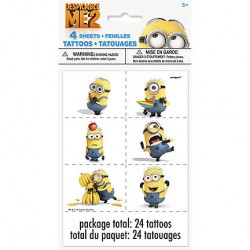 Despicable Me 2 Tattoos