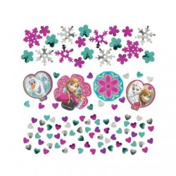Disney Frozen Paper & Foil Confetti 1.2oz Bag (Each)