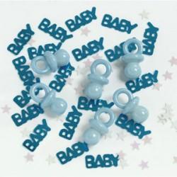 Baby Shower Boy Confetti