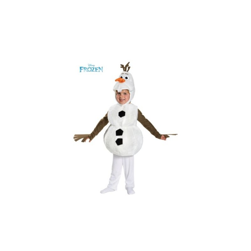 Frozen Olaf Deluxe Costume Toddler Partyland New