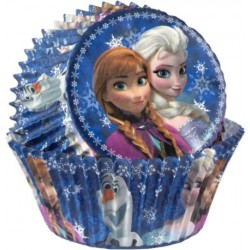 Disney Frozen Cupcake Baking Cups (50 Pack)